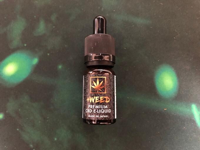 +WEEDリキッド ハーブフレーバー10%の本体