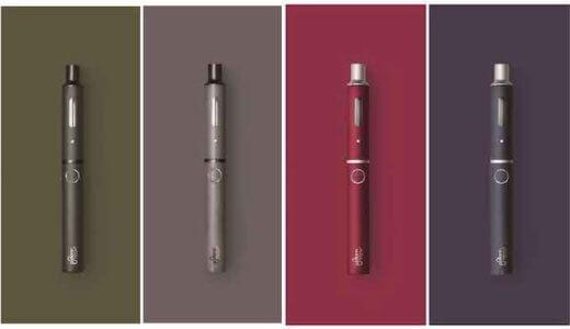 6月24日から!プルーム・テック・プラスの新色(4色)が発売!