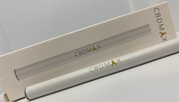 CBDMAX本体画像