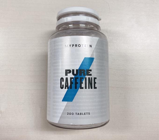 マイプロテインのカフェイン剤