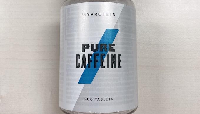 マイプロテインのカフェイン剤アイキャッチ