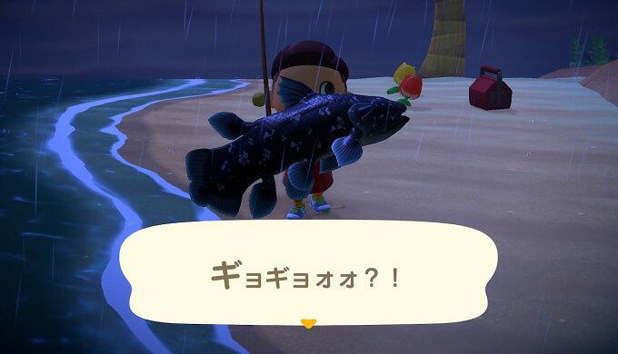 あつ森 9月 魚