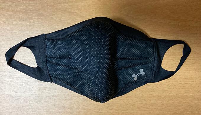 UAスポーツマスクの本体