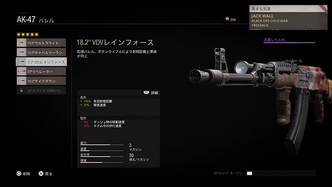 ak47-レインフォース
