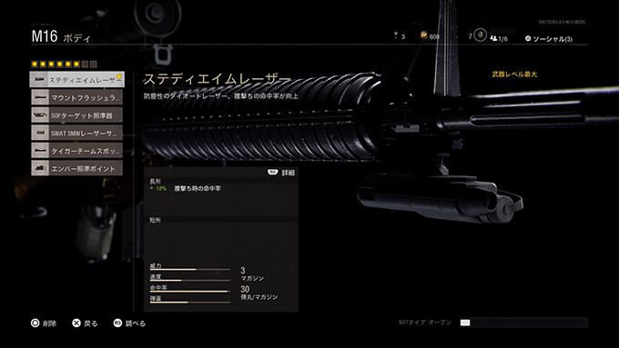 bocw-m16-ボディ
